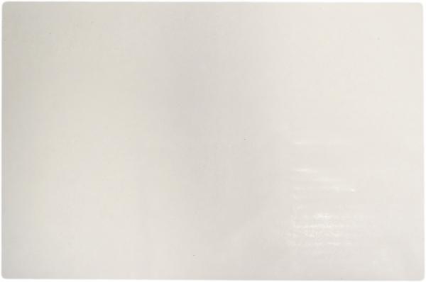 Wachsseiden weiß 1/16 Bogen 220mm x 155mm Sahneabdeckpapier