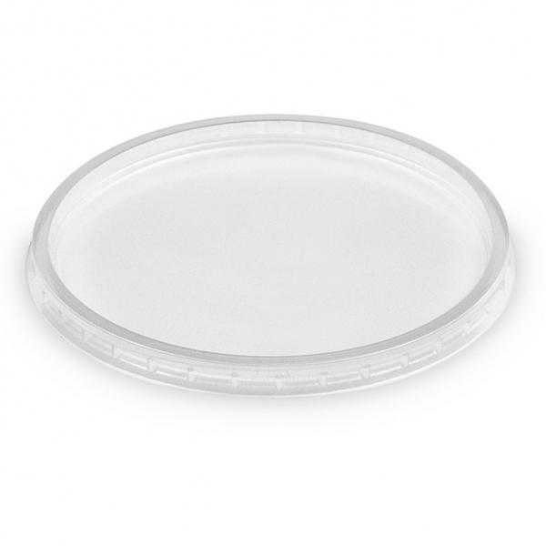 Deckel (PP) klar Ø 127mm für Suppenbecher (PP) Artikel 14372 bis 14375