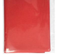 U10 Airlaid-Mitteldecke stoffähnlich rot 800x800mm