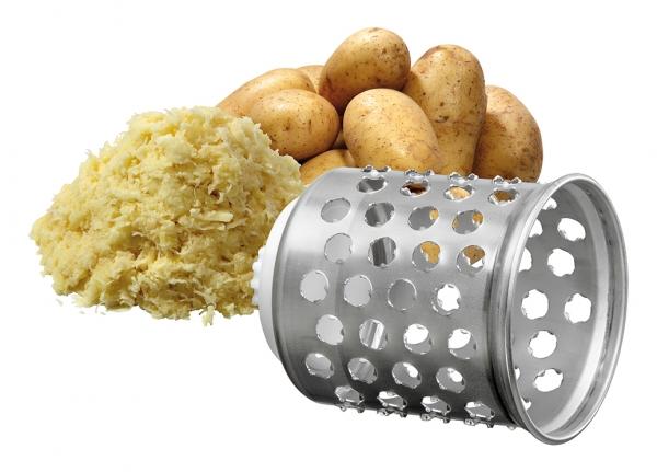 Kartoffelreibetrommel