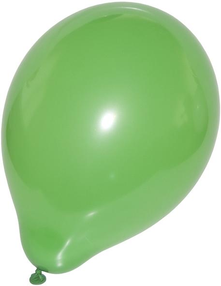 Luftballons grün 250mm
