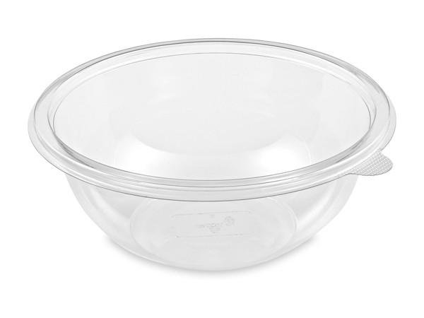 Salatschale PREMIUM klar 1000 ml (PET)