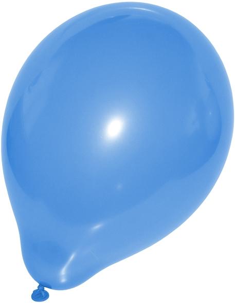 Luftballons blau 250mm