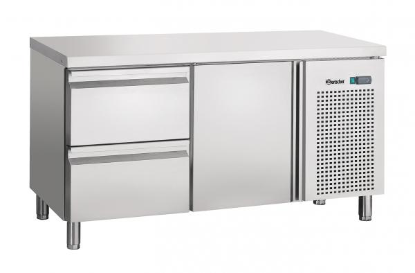 Kühltisch, Umluft,1T,2SL