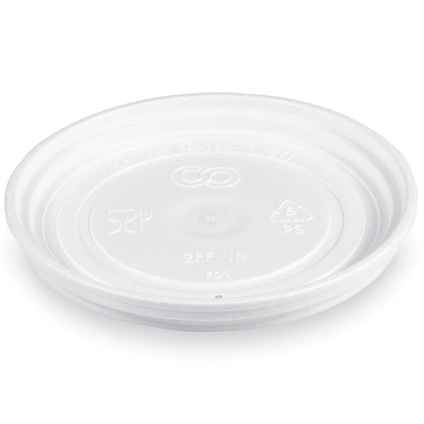 S1 Thermodeckel intern Suppe styropor weiß 114mm