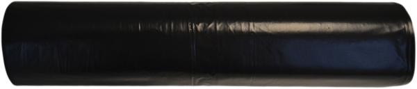 Müllbeutel LDPE schwarz 120L 700x1100mm auf Rolle Typ 60