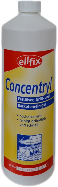 Grill- und Backofenreiniger Profi Concentryl 1L