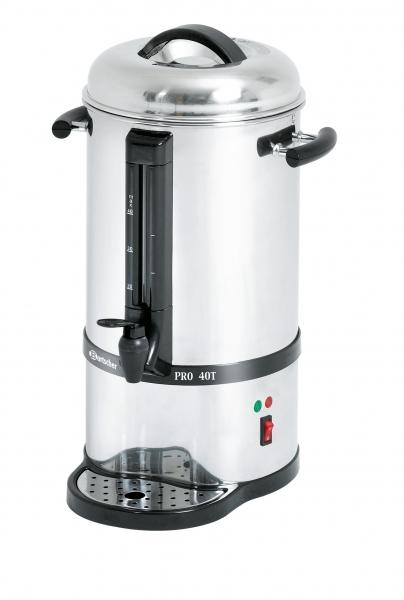 Bartscher Rundfilter-Kaffeemaschine PRO Plus 40T